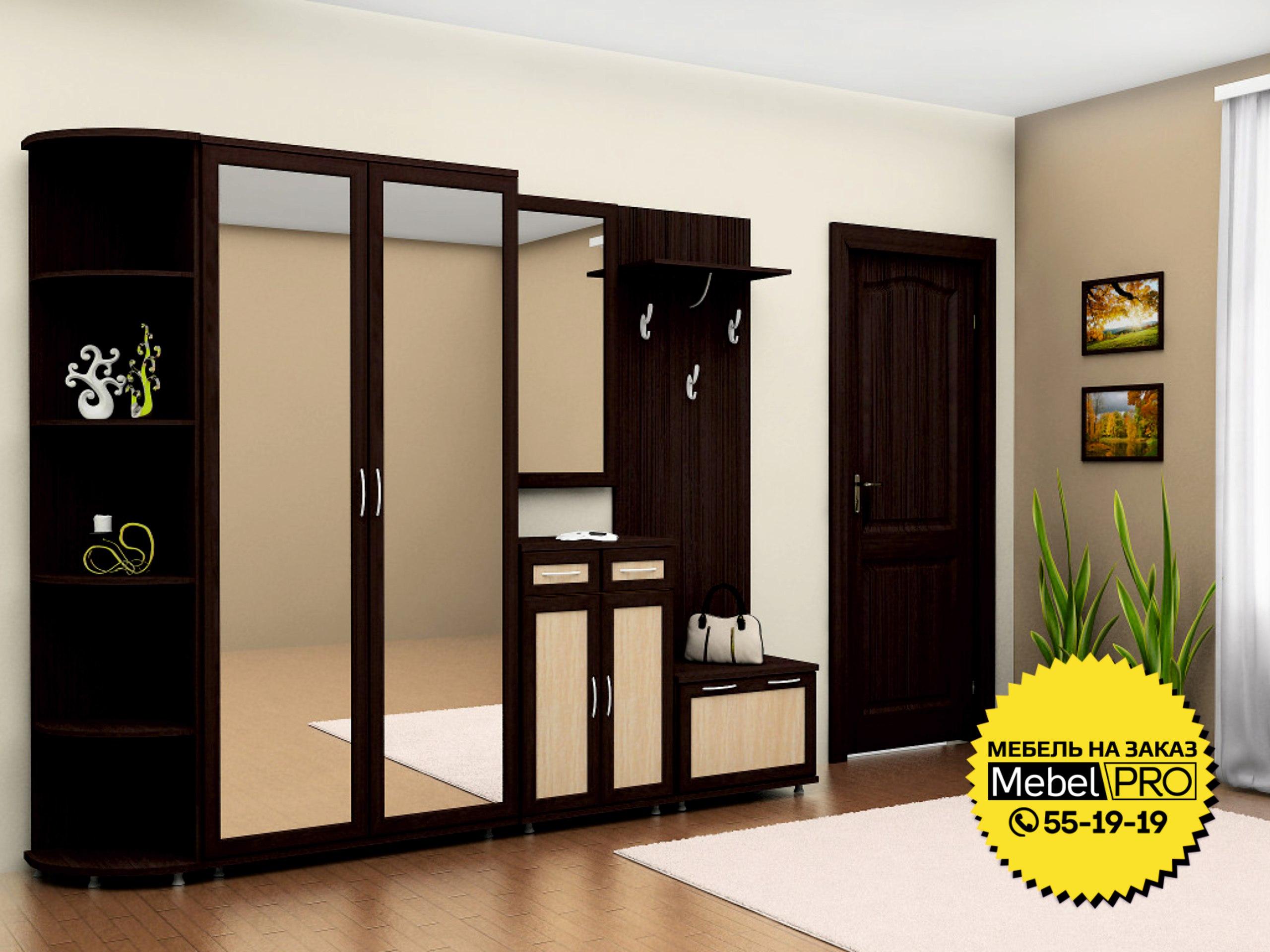 Прихожие - мебель для прихожей: фото, цены, индивидуальный д.
